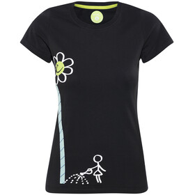 Edelrid Rope T-Shirt Women flower